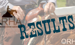 Pickering Reining Classic Results