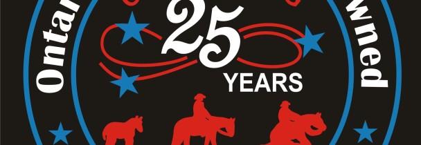 OBBO 25th Anniversary Logo