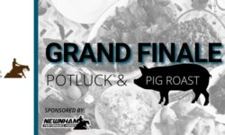 Grand Finale Potluck & Pig Roast